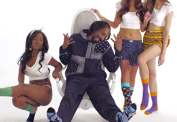 Snoop Dog e i calzini, relazioni pericolose