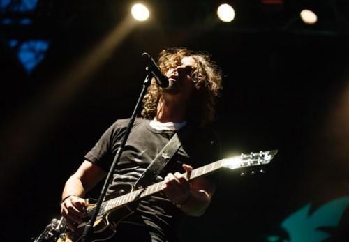 Soundgarden live @Villafranca