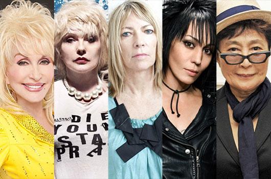 Carisma, talento e spirito ribelle: così le signore del rock non invecchiano mai