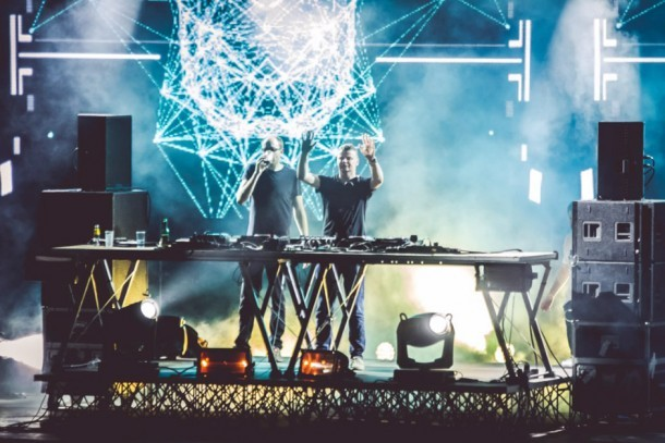 Chemical Brothers Live @ Parco Gondar 2014