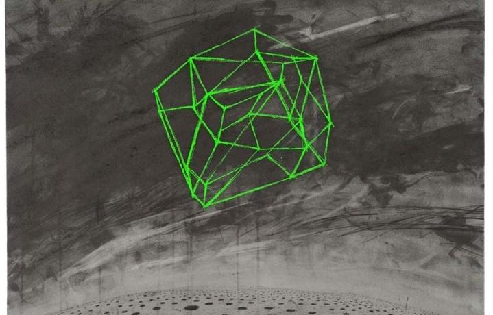 """Un dettaglio della copertina di """"Tomorrow's modern boxes"""", primo album solista di Thom Yorke dopo """"The eraser"""" 2006)"""