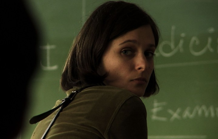 "Romina Paula, attrice argentina, in una scena di ""El Estudiante"". Il film sarà presentato al Festival di Internazionale a Ferrara"