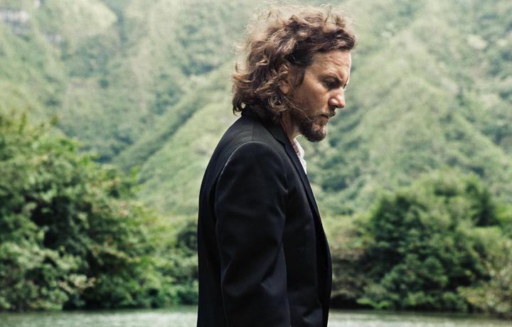 """Il dettaglio della copertina di """"Still movin"""" con Eddie Vedder"""