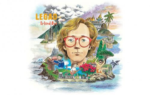 """La cover di """"Legao"""", il nuovo album di Erlend Øye"""