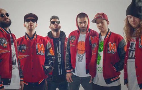 La Machete Crew, foto di Mirko De Angelis