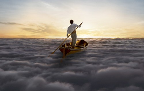 "Pink Floyd, la copertina del nuovo album ""The Endless River"""
