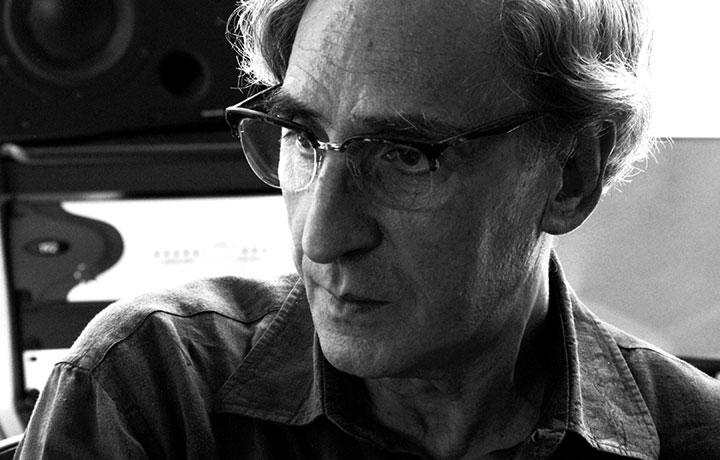 Franco Battiato, foto stampa di Sebastiano Facco