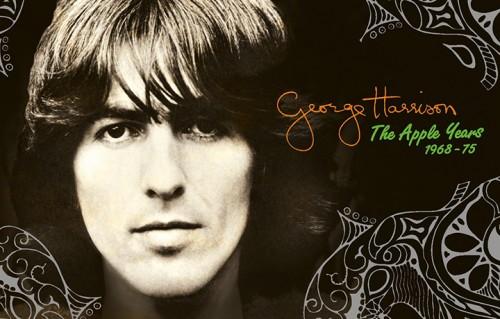 """La copertina di """"The Apple Years"""" di George Harrison"""