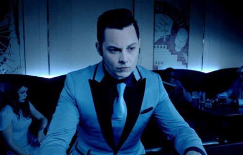Jack White, 39 anni, già anima, chitarra e voce del duo The White Stripes