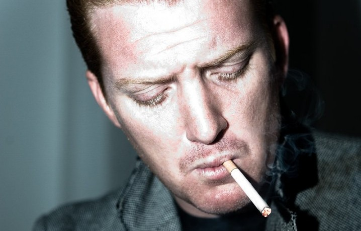 Josh Homme, 41 anni, leader dei Queens Of The Stone Age