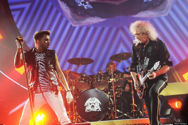 Queen e Adam Lambert a Chicago