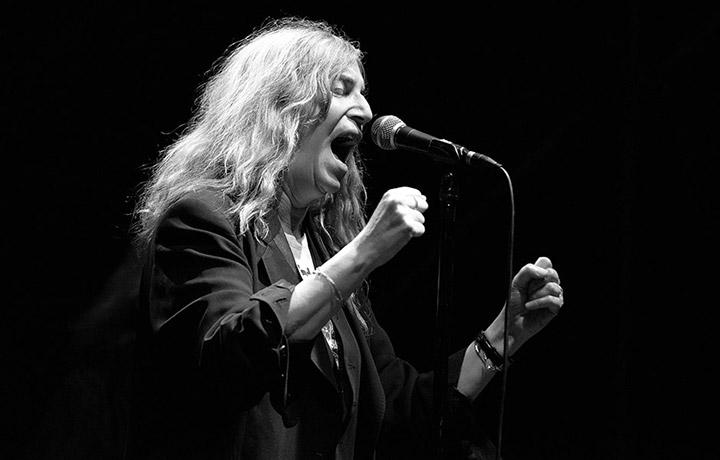 Equinozio d'Autunno 2014: Patti Smith live @Scario. Foto: Antonio Siringo
