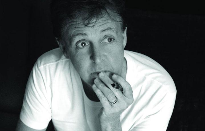 Paul McCartney, 72 anni - Foto profilo Facebook ufficiale