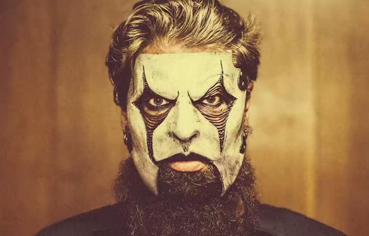 La nuova maschera di Jim Root