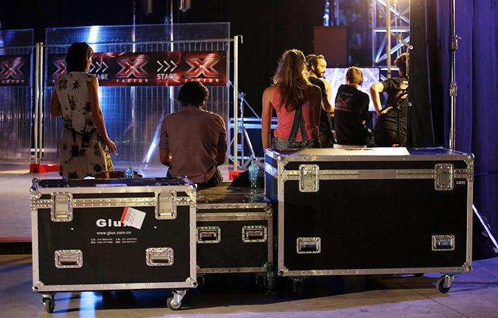 Il dietro le quinte di X Factor