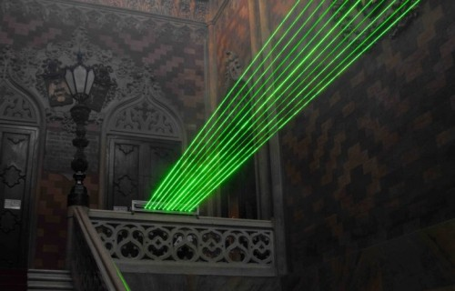 L'Arpa di luce di Pietro Pirelli