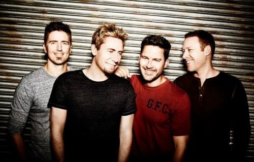 """L'ultima formazione dei Nickelback. Il loro ultimo album """"No Fixed Address"""" è atteso per novembre"""