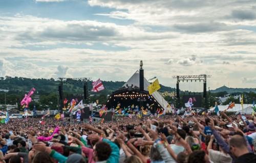 Il festival di Glastonbury nell'edizione 2014 (foto: Andrew Allcock/GlastonburyFestival)