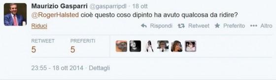 Gasparri anti Fedez