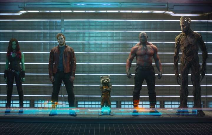 I Guardiani della Galassia, al cinema in Italia dal 22 ottobre