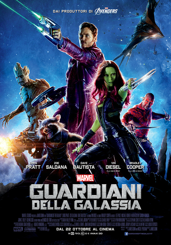 Guardiani della Galassia  - James Gunn
