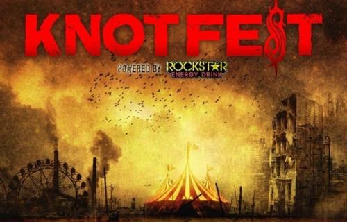 Knotfest, il festival organizzato dagli Slipknot in California