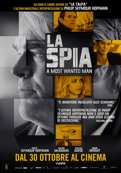 La Spia (A Most Wanted Man) - Anton Corbijn