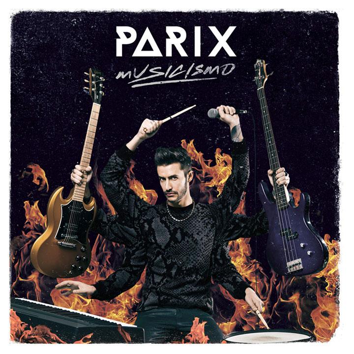 """La cover di """"Musicismo"""" di Parix"""