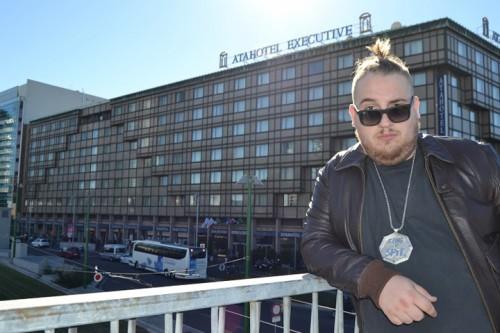 Nerone, vincitore della terza edizione di MTV Spit