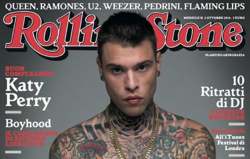 """Federico """"Fedez"""" Lucia, 25 anni, sulla copertina del nostro numero di ottobre"""