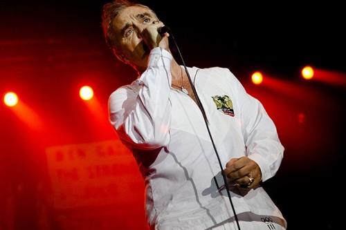 Il live di Morrissey al Teatro Linear4Ciak di Milano