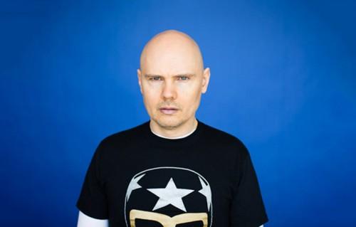 Billy Corgan, foto via Facebook ufficiale degli Smashing Pumpkins