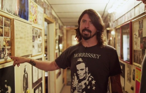 "Foo Fighters, le ultime novità sulla loro serie tv ""Sonic Highways"""
