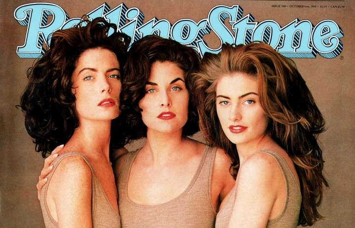 La cover di Rolling Stone America del 4 ottobre 1990