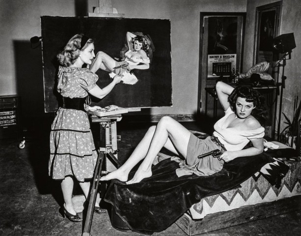 Da The Art Of Pin Up, Taschen