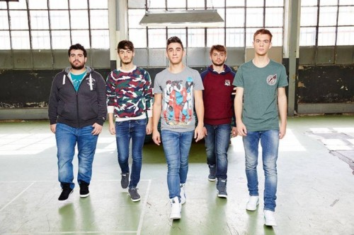 Spritz For Five, X Factor 2014
