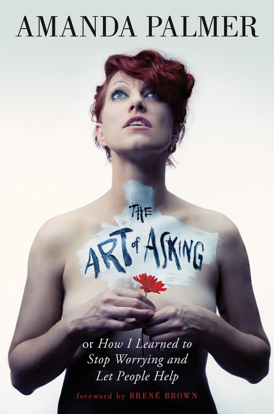 Amanda Palmer - the art of asking