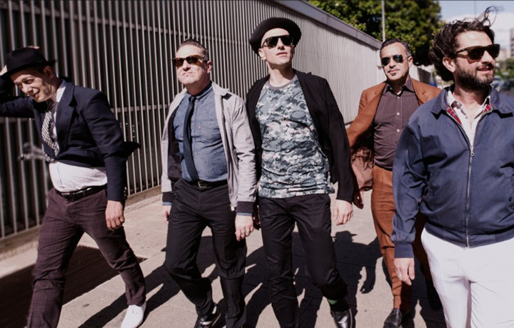 The Bluebeaters, foto stampa