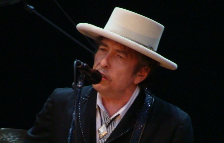 Bob Dylan suona un concerto per una persona sola