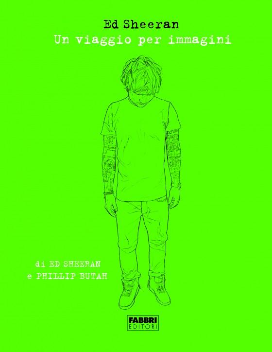 """La copertina di """"Un viaggio per immagini"""" (Ed Sheeran,  Phillip Butah)"""