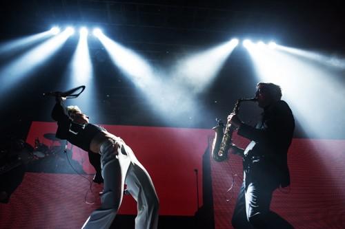 PAROV STELAR BAND Atlantico Live Roma 22 Novembre 2014