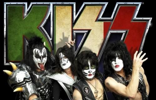 I Kiss suoneranno a Verona l'11 giugno 2015