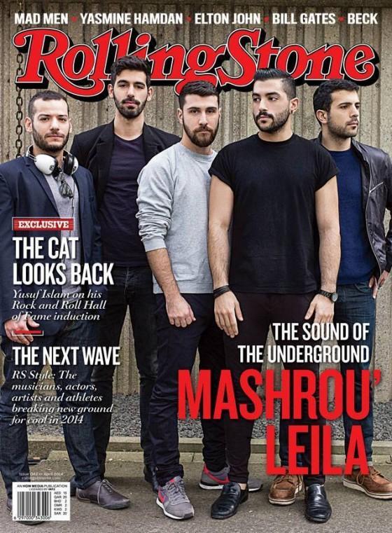 Mashrou' Leila  Rolling Stone