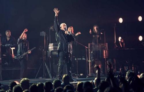 Peter Gabriel, 64 anni, ex Genesis
