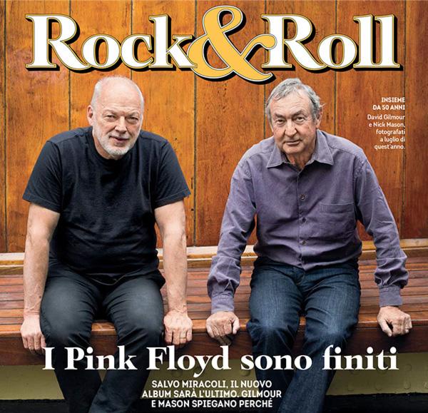 Un dettaglio della pagina di apertura della sezione Rock&Roll del prossimo numero di Rolling Stone, in edicola da mercoledì 12 novembre