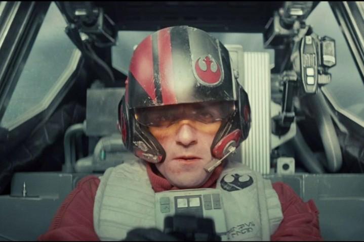 """Un frame del trailer di """"Star Wars: Il Risveglio della Forza"""""""