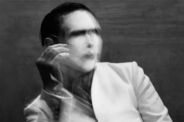 "L'art-work di ""The Pale Emperor"" il nuovo album di Marilyn Manson"