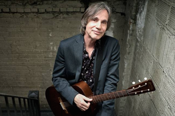 Jackson Browne, foto via Facebook