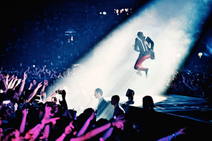 live Muse DVD