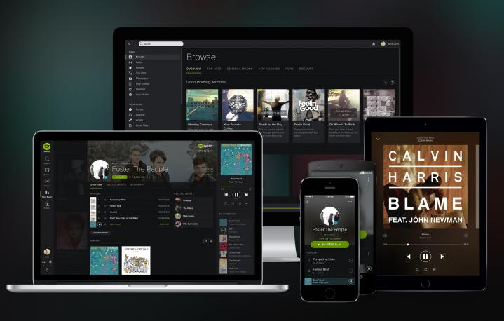 Spotify introdurrà i video da questa settimana